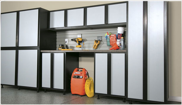Tech Series, Storage Cabinet Sarasota. Toolchest For The Garage